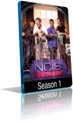 NCIS: New Orleans - Stagione 1 (2014) (Completa) DLMux ITA MP3 Avi