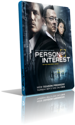 Person of Interest - Stagione 3 (2014) (Completa) DLMux ITA MP3 Avi