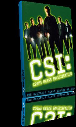 CSI: Crime Scene Investigation - Stagione 1 (2000) (Completa) LD BDRip ITA MP3 Avi