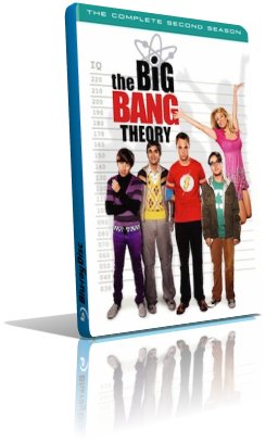 The Big Bang Theory - Stagione 2 (2008) (Completa) DVDMux ITA MP3 Avi