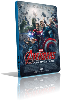 Avengers - Age Of Ultron (2015) .avi MD WEBDL - ITA