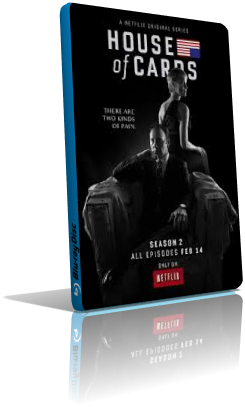 House of Cards - Stagione 2 (2014) (Completa) BDMux ITA AC3 Avi