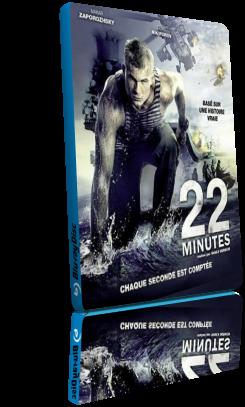 22 Minutes (2014) HDTVRip 720P ITA AC3 x264 mkv