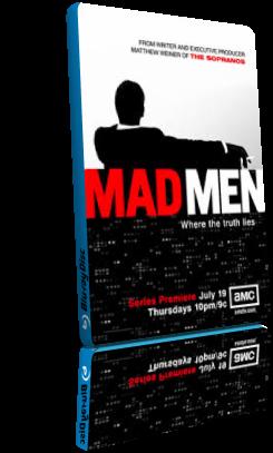 Mad Men - Stagione 1 (2007) (Completa) LD DVDRip ITA MP3 Avi