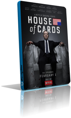 House of Cards - Stagione 1 (2013) (Completa) LD BDRip ITA MP3 Avi