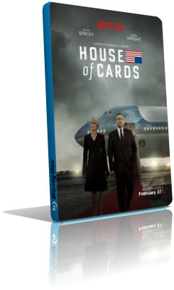 House of Cards - Stagione 3 (2015) (Completa) DLMux ITA AC3 Avi