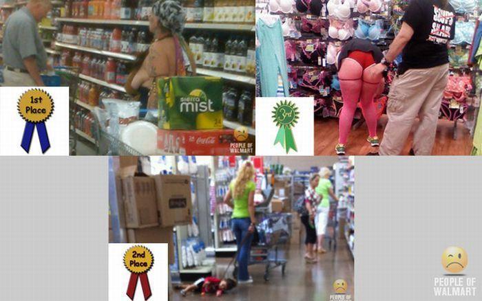 Najdziwniejsi klienci z WalMart #2 85