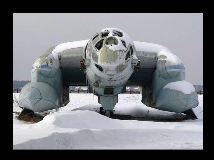 Najdziwniejsze samoloty świata 6