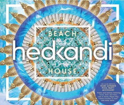 Hed Kandi Beach House Deluxe Edition (2015) .mp3 - 320 Kbps