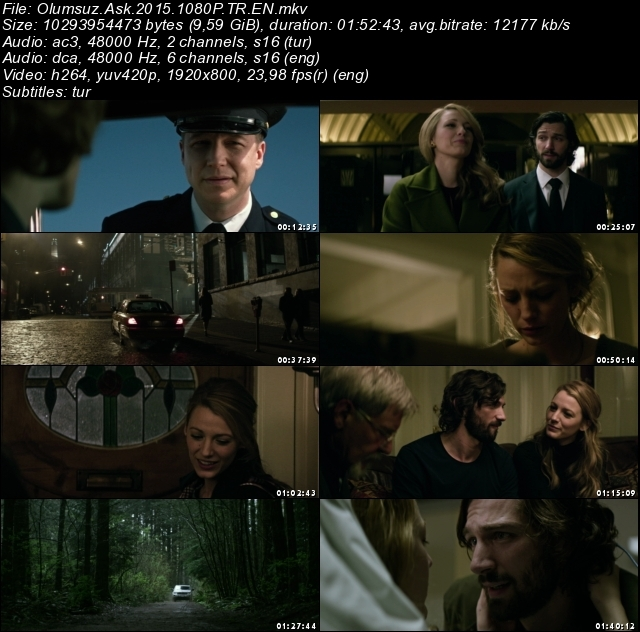 Ölümsüz Aşk (2015) Film indir