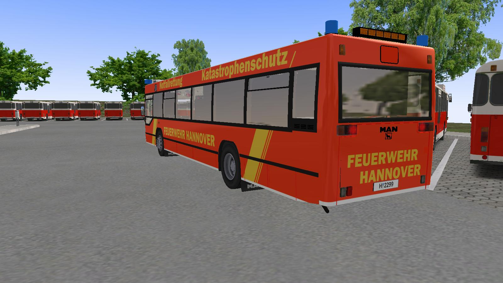 man nl202 elw2 feuerwehr hannover seite 4 neue busse new busses marcels omsi forum. Black Bedroom Furniture Sets. Home Design Ideas
