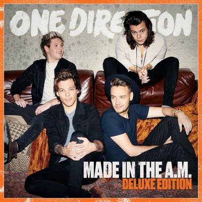 One Direction - Made In The A.M. [Deluxe Ed.] (2015).Mp3 - 320Kbps