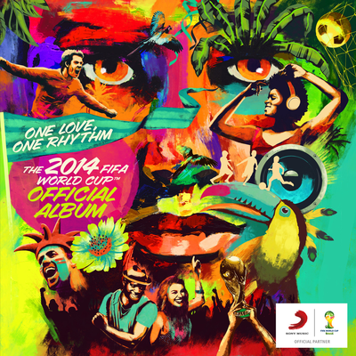 VA - One Love, One Rhythm (the 2014 Fifa World Cup Official Album) (2014) .mp3 - 320kbps