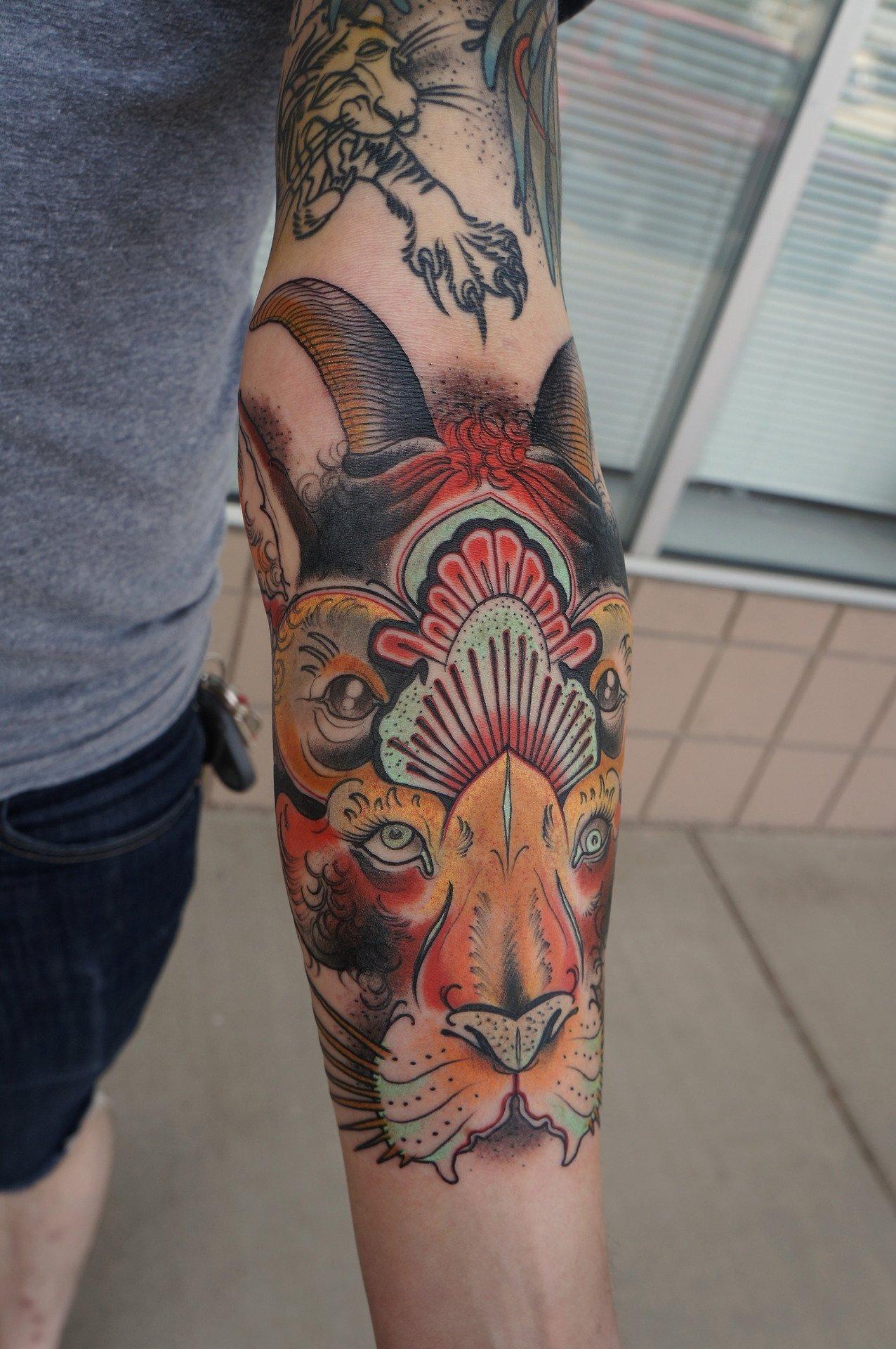 Odważne tatuaże #6 25