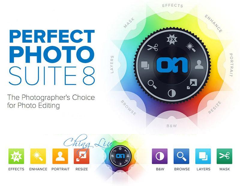 Download OnOne Perfect Photo Suite 8 Mac (64 bit) (keygen XForce)