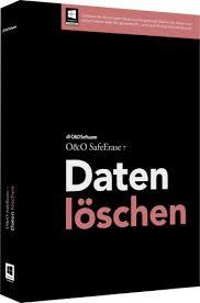 O&O SafeErase Professional 11.0.127 German - 32/64 Bit