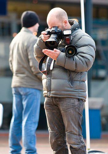 Fotografowie, czyli po drugiej stronie obiektywu #3 35