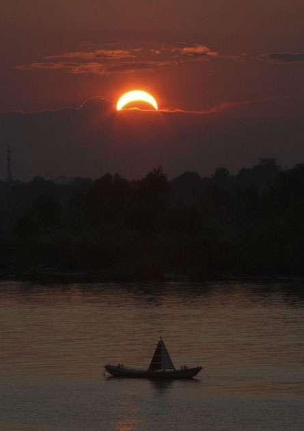 Zaćmienie słońca 3