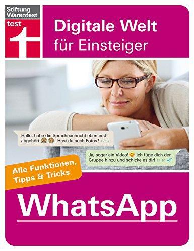 Stiftung Warentest  WhatsAp Für Android und iPhone