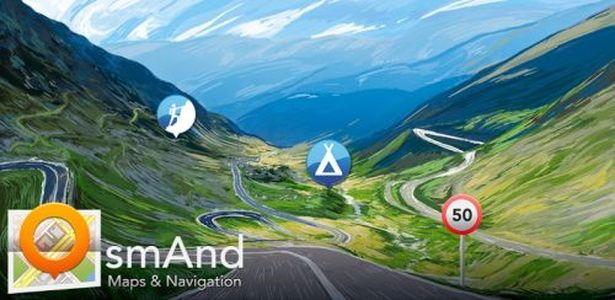 OsmAnd+ Maps & Gps Navigation v3.2.5