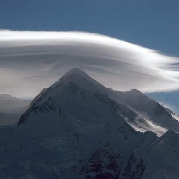 Nietypowe kształty chmur 2