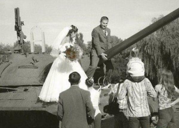 Zabawne zdjęcia ślubne #3 14