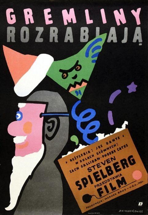 Plakaty filmowe z PRL-u 9