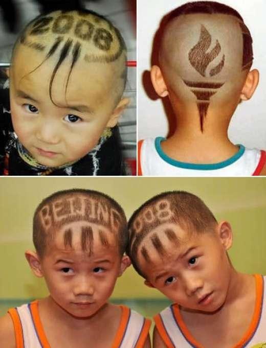 Najdziwniejsze fryzury 5