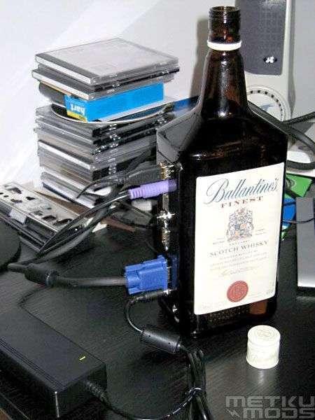 Komputer w butelce 9