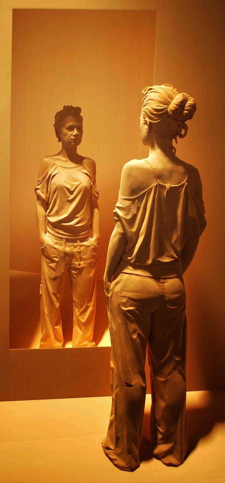 Niezwykłe rzeźby 6