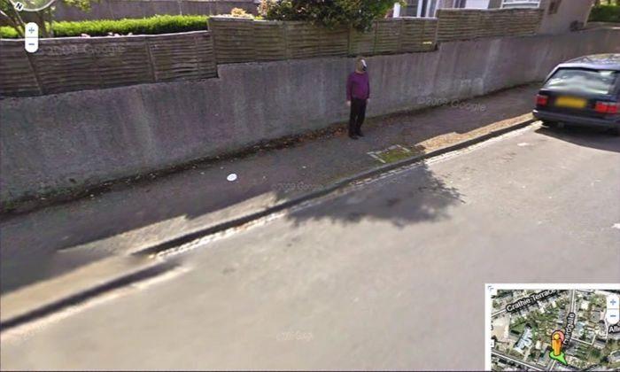 Najdziwniejsze zdjęcia z Google Street View #4 16