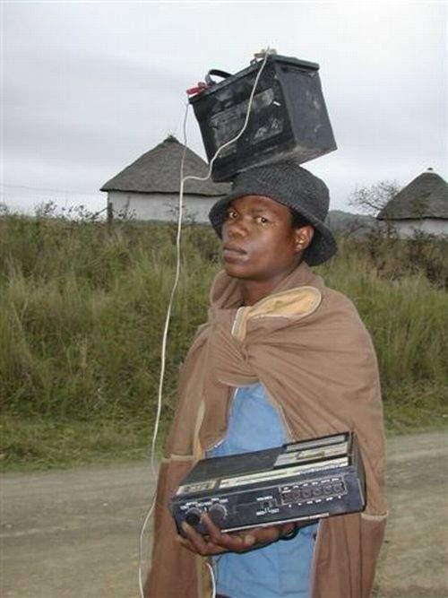 Zdjęcia z Afryki - śmieszne i przerażające za razem 9