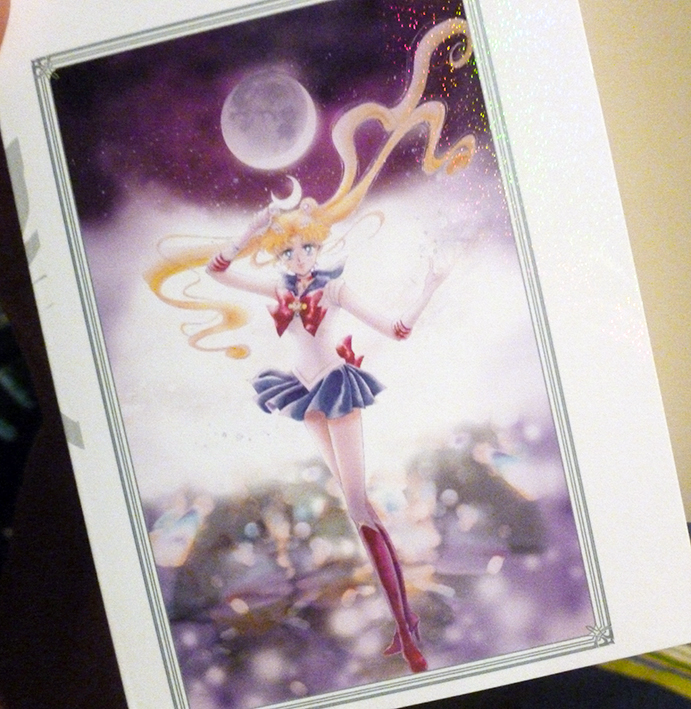 Sailor Moon Kanzenban (20th Anniversary Edition) & Sailor Moon Norma Editorial P10008556mfb6