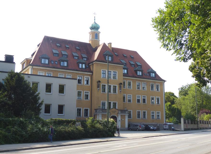 Humboldtstr München münchen östliche vorstädte bogenhausen haidhausen au und