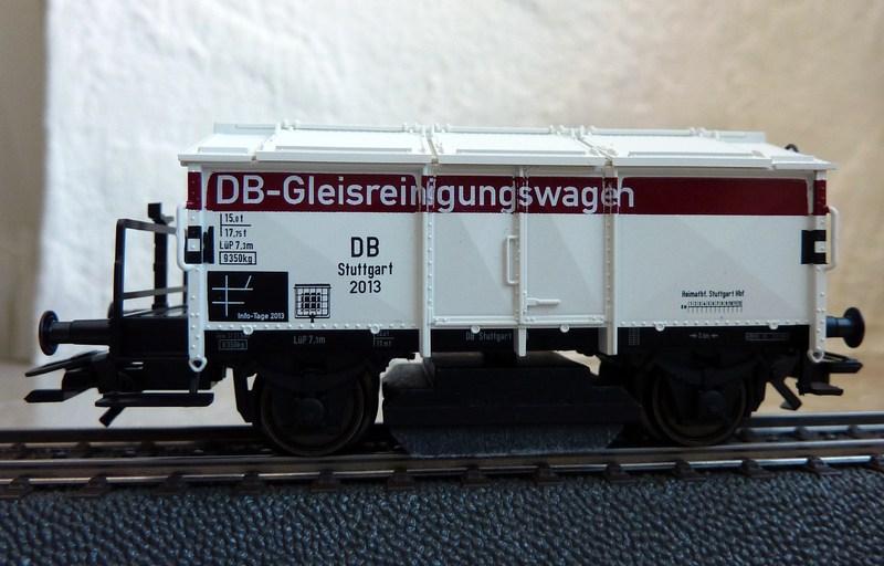 """Märklin 48334 Sonderwagen Info-Tage 2014 ,,Lokstreusand"""" P1100169urser"""
