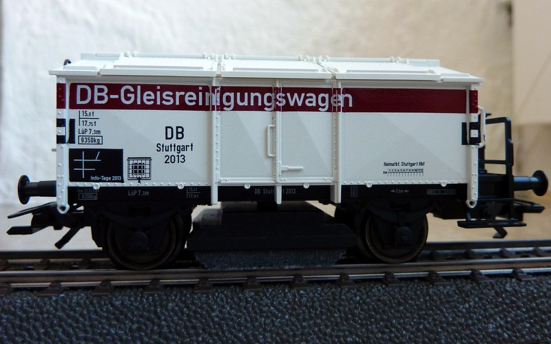 "Märklin 48334 Sonderwagen Info-Tage 2014 ,,Lokstreusand"" P1100171yusxe"