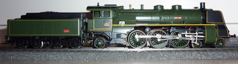 Märklin 3317 Serie 231 A SNCF (ex bayrische S 3/6) P1100872oys06