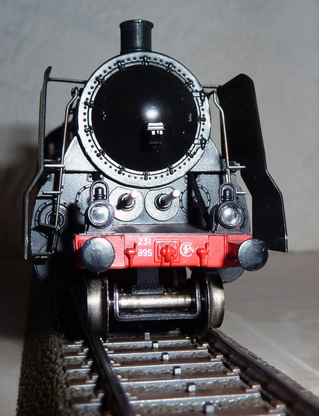 Märklin 3317 Serie 231 A SNCF (ex bayrische S 3/6) P1100878elscb