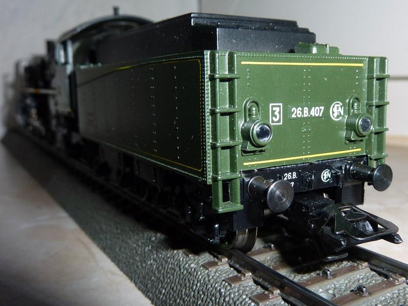 Märklin 3317 Serie 231 A SNCF (ex bayrische S 3/6) P1100879vpsly