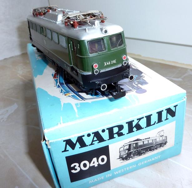 50 Jahre E10 (3039) und E40 (3040) von Märklin  P1110135a1utz