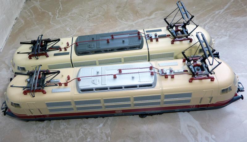 Die Märklin 3053 in den 90ern P1110196trugt