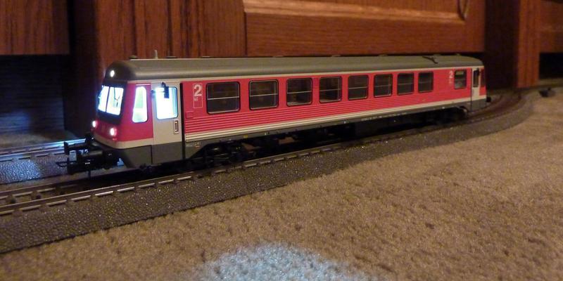 Baureihe 627 von Rivarossi auf AC umgerüstet P1120143z1zsb