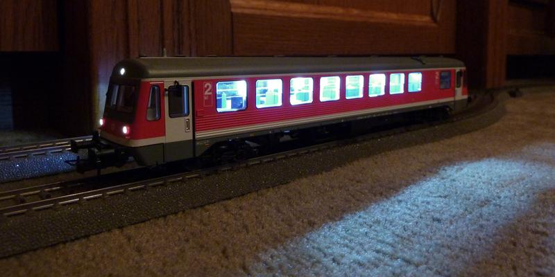 Baureihe 627 von Rivarossi auf AC umgerüstet P112015549zsc
