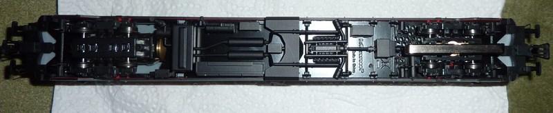 Baureihe 627 von Rivarossi auf AC umgerüstet P11201571axje
