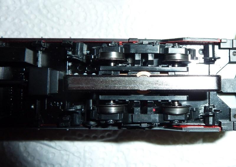Baureihe 627 von Rivarossi auf AC umgerüstet P1120158z9ybx
