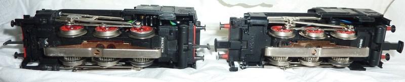 Märklin CM800/3000 Br89 P112035563x7c
