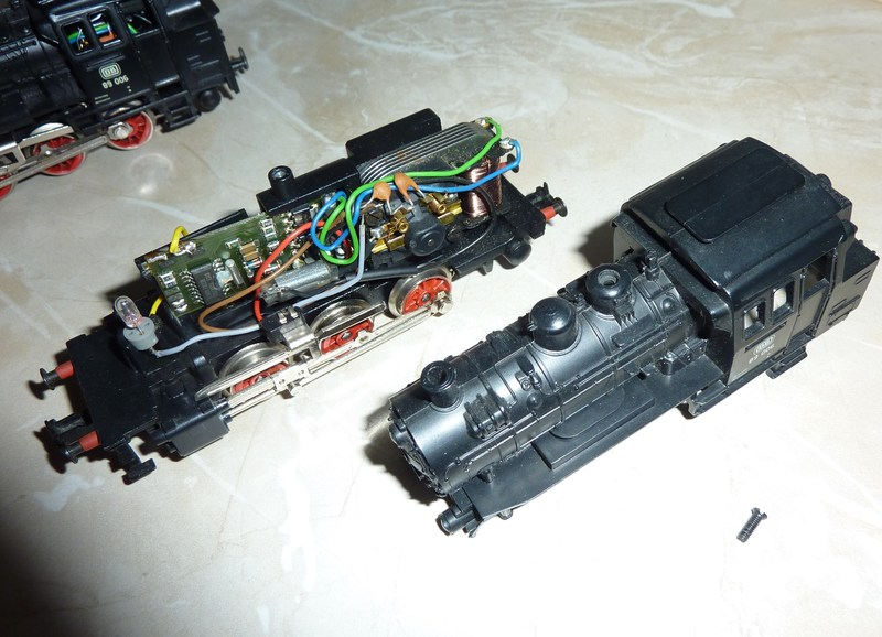 Märklin CM800/3000 Br89 P11203611eauo