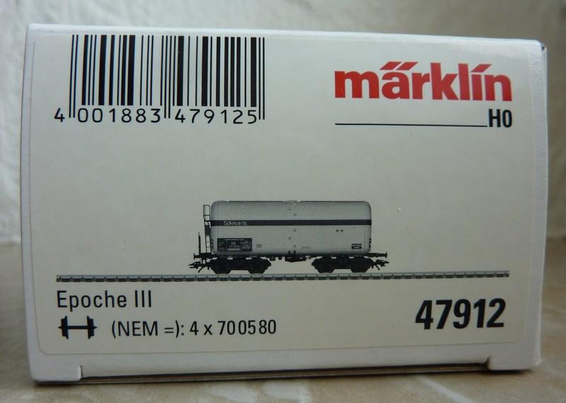 """Märklin 48334 Sonderwagen Info-Tage 2014 ,,Lokstreusand"""" P1120518qcc9y"""