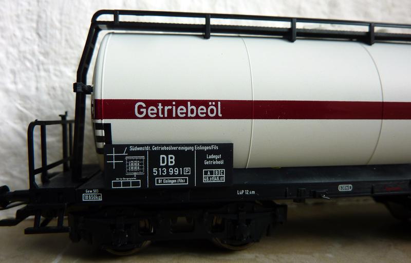 """Märklin 48334 Sonderwagen Info-Tage 2014 ,,Lokstreusand"""" P1120809qdjth"""