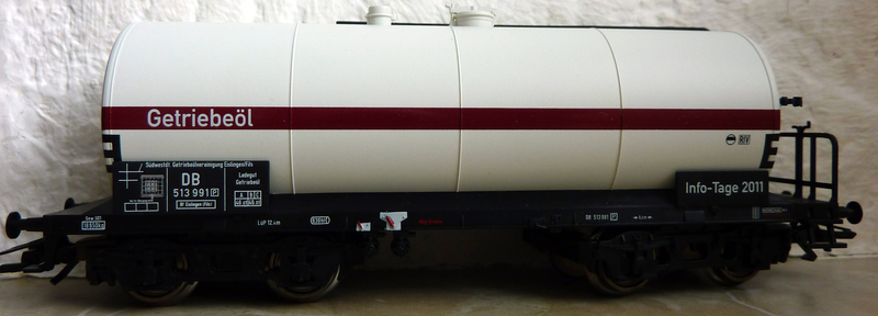 "Märklin 48334 Sonderwagen Info-Tage 2014 ,,Lokstreusand"" P11208105vjcu"